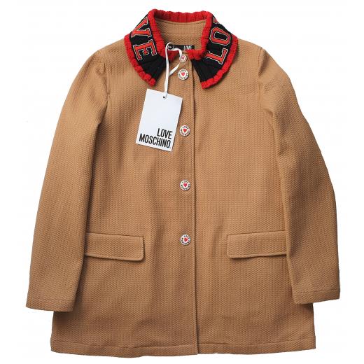Love Moschino płaszcz, nowy 36-38