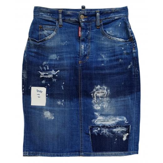 Dsquared 2 spódnica jeans, nowa