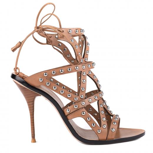 Sandałki na szpilce SOPHIA WEBSTER