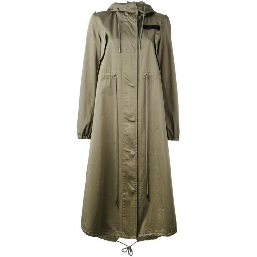 MM6 Maison Margiela parka płaszcz oversize