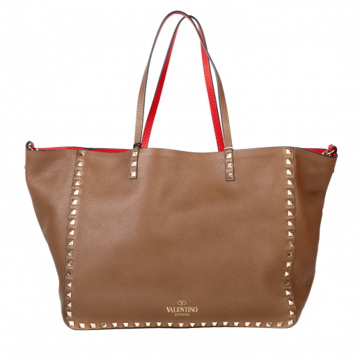 ROCK STUD TOTE BAG