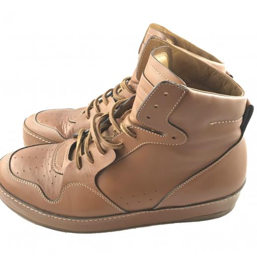 Ralph Lauren Buty Sneakers Carmel
