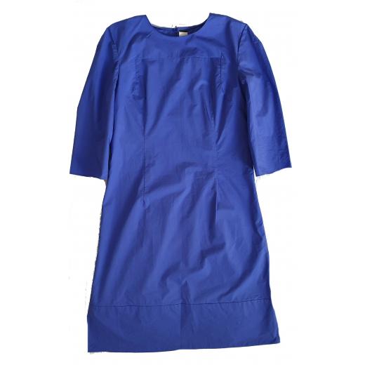 Marni sukienka z bawełny, fioletowa 34/36