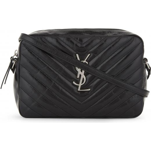 Torebka YSL lou camera bag in matelassé leather