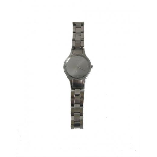 Srebrny zegarek CK Women