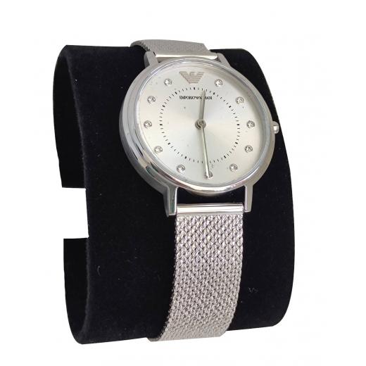 Zegarek damski Emporio Armani Kappa + kolczyki AR80029