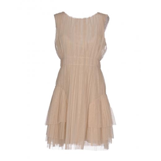 ALBERTA FERRETTI sukienka bawełniana, nowa 34-36