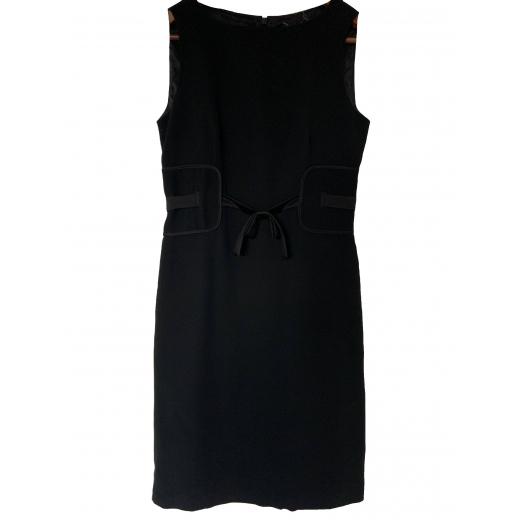 Sukienka MaxMara czarna S