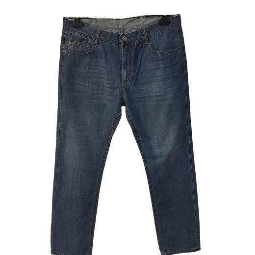 Spodnie męskie Burberry jeansy 36