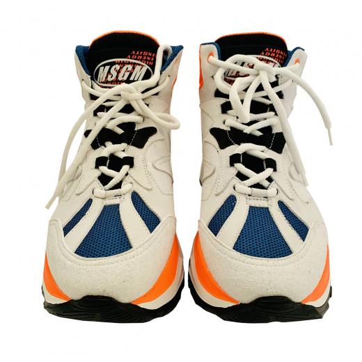 MSGM – wysokie buty sportowe