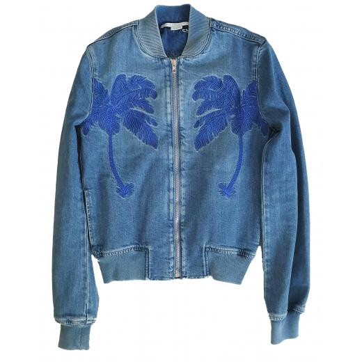 Stella McCartney Denim Jacket, nowa 34/36