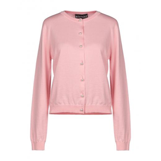 Boutique Moschino różowy kardigan, nowy 38