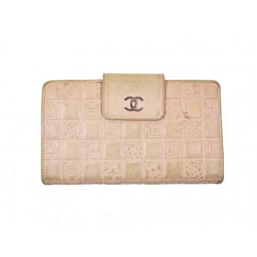 Chanel portfel precious symbols