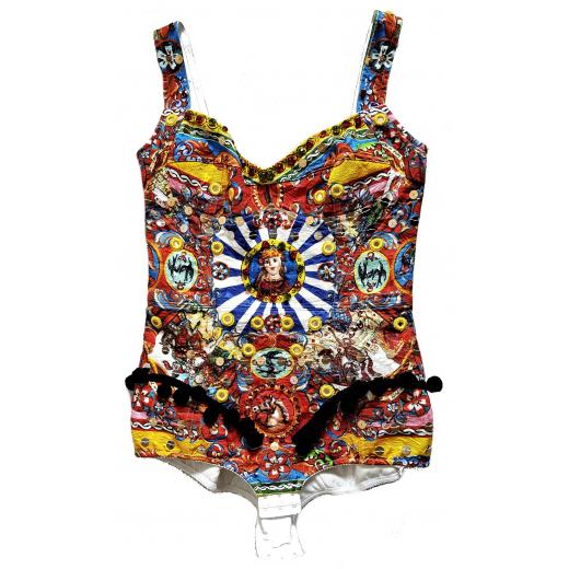 Dolce & Gabbana body Carretto Sicilain collection