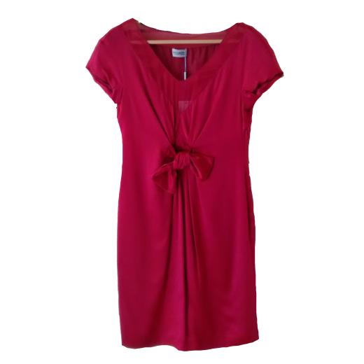 Sukienka jedwabna