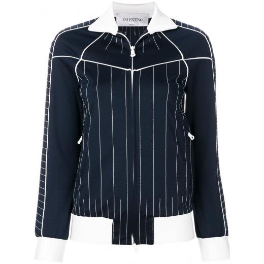 VALENTINO Techno jersey jacket 34-36