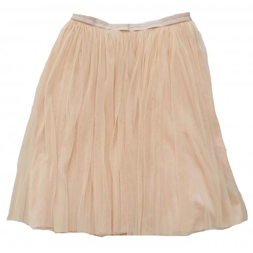 Needle & Thread Tulle Midi Skirt, nowa M-L