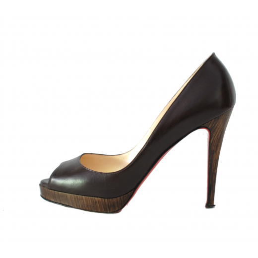 Very Prive Pumps 120 mm by Christian Louboutin
