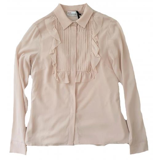 RED Valentino jedwabna bluzka, nowa 40IT
