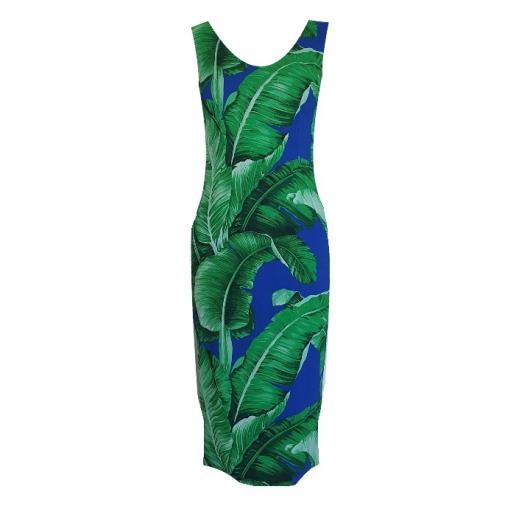 Dolce Gabbana Botanical Garden collection dress