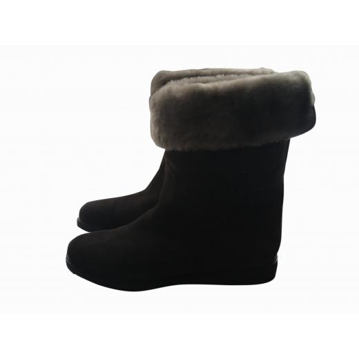 Nowe buty kożuszki Salvatore Ferragamo