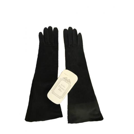 Rękawice skórzane les gants Dior