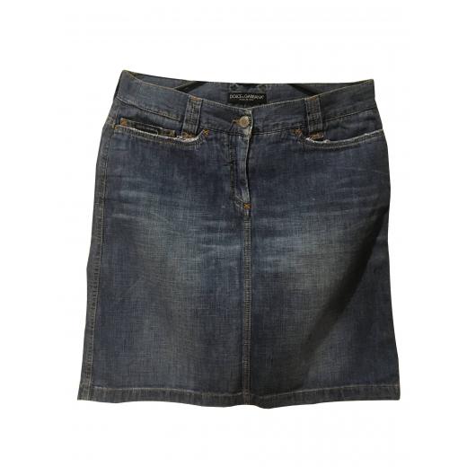 Spódniczka jeansowa Dolce&Gabbana