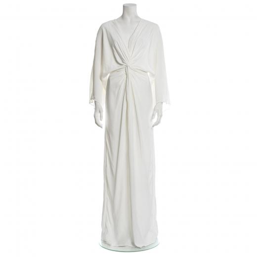 Dhela długa sukienka
