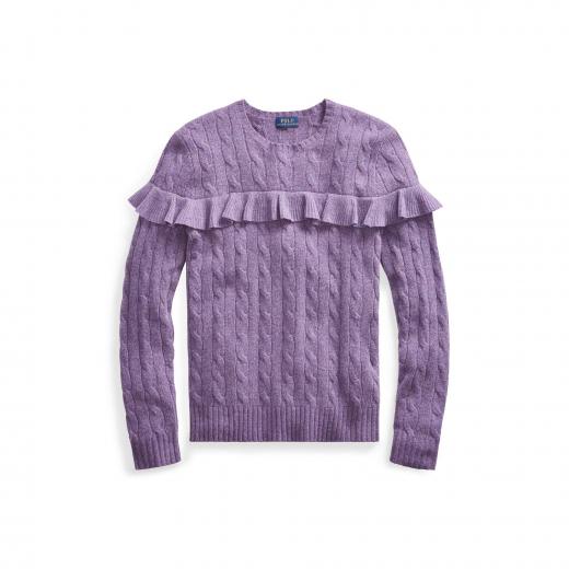 Polo Ralph Lauren sweter wełna kaszmir nowy