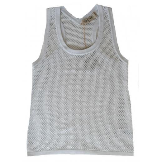 Emilio Pucci biała koszulka, bawełniana, nowa S