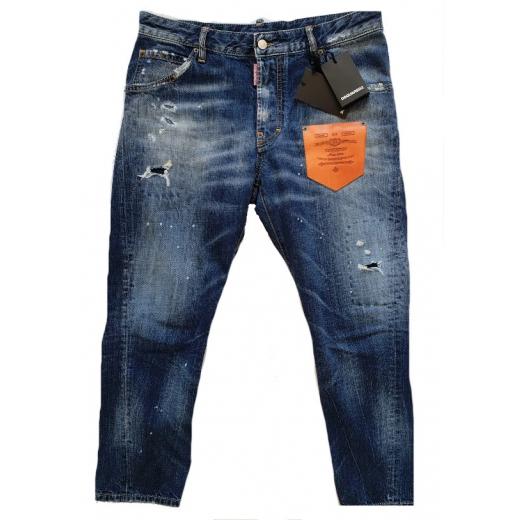 Dsquared2 kenny cropped jean, nowe