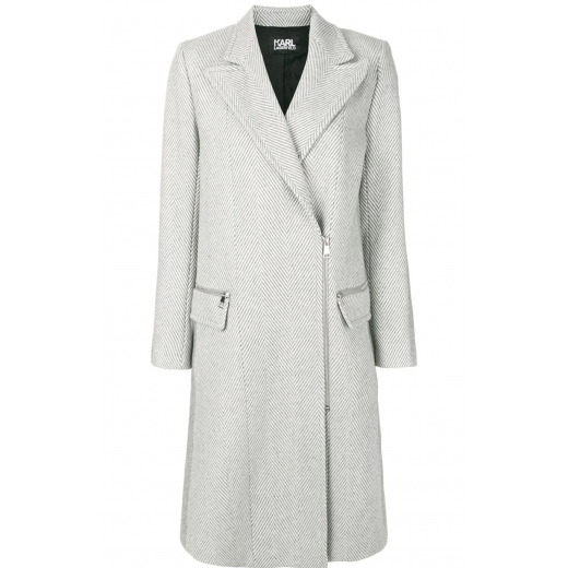 Karl Lagerfeld płaszcz, wełna Limited edition 36