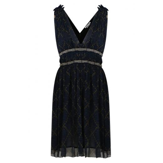 ISABEL MARANT ETOILE sukienka 100% jedwab 38/40