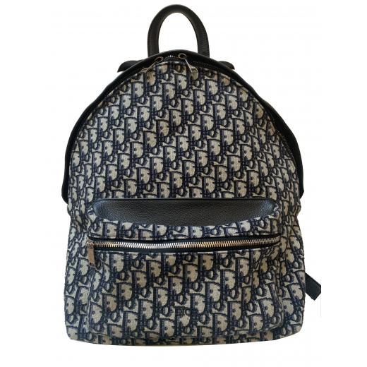 Dior Oblique Backpack