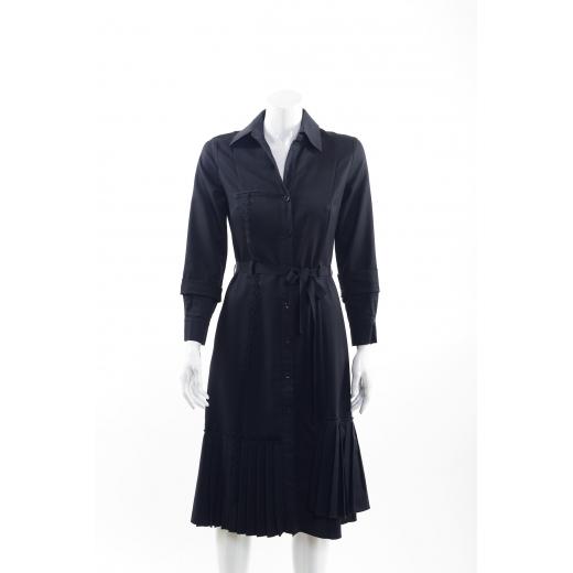 Schumacher czarna sukienka