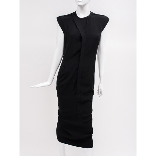 Rick Owens sukienka czarna