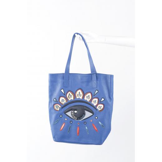 Kenzo torba niebieska