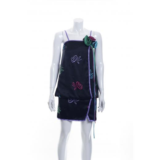 Sukienka bieliźniana
