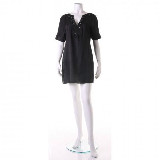 Tunika Christian Dior czarna