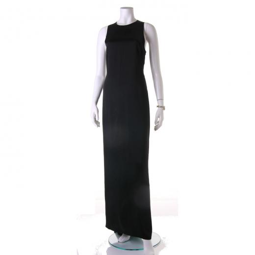 MaxMara sukienka czarna wieczorowa