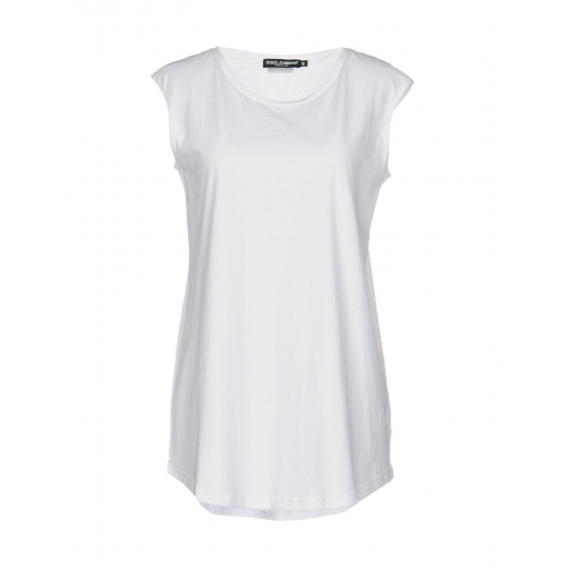 Dolce Gabbana Oversize white top nowy