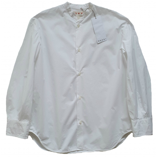 Marni koszula biała nowa oversize