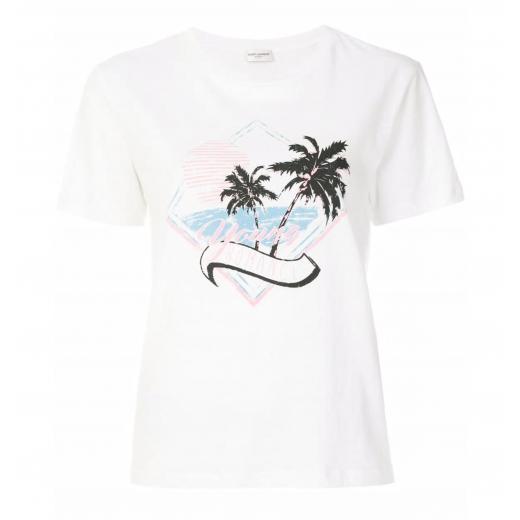 Saint Laurent Young Romance T-shirt S