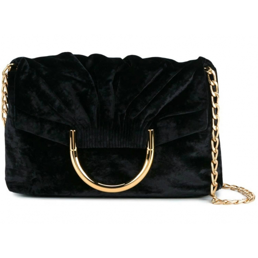 Stella McCartney torebks Nina shoulder bag Velvet