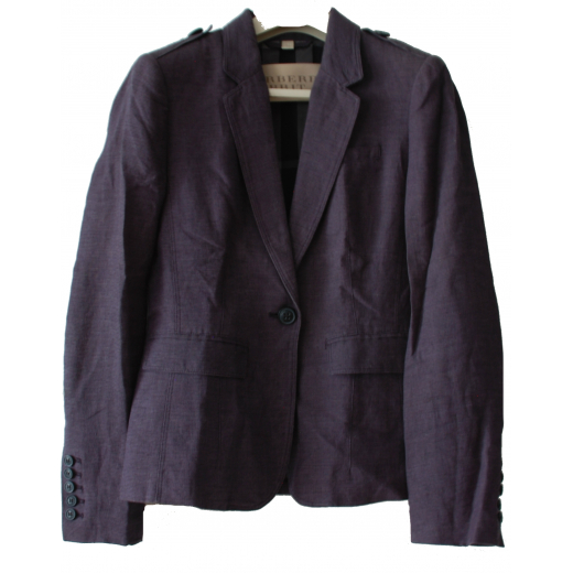 Burberry Navy Blazer
