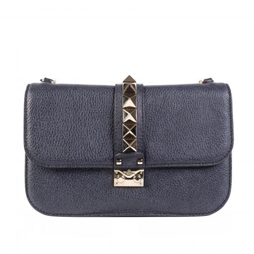 Rockstud Glam Lock bag