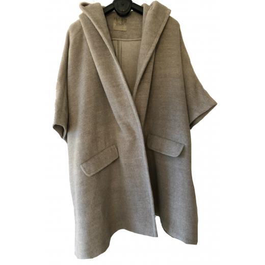 Poncho/płaszcz