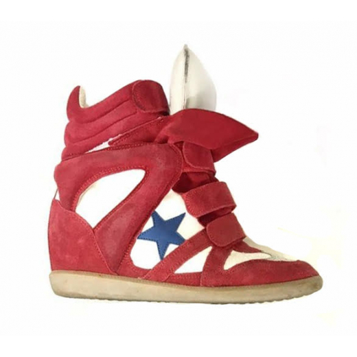 Isabel Marant Americana Over Basket