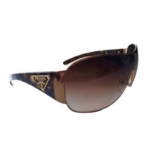 Okulary słoneczne Prada