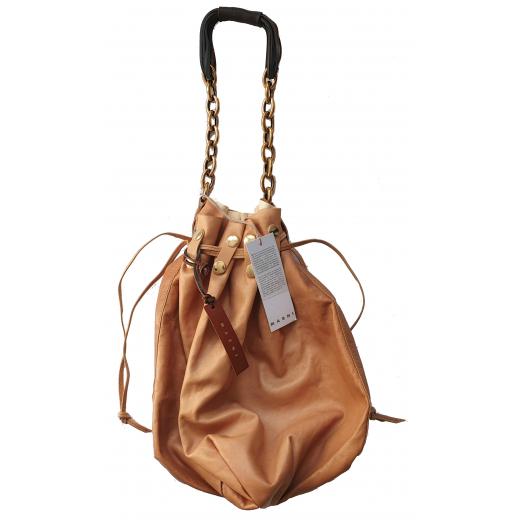 MARNI Bindle bucket bag nowa